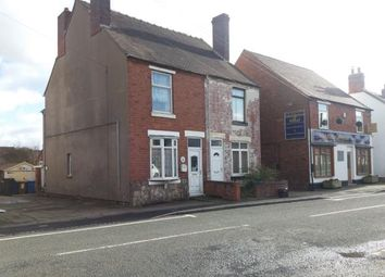 Thumbnail 3 bed semi-detached house for sale in Rugeley Road, Burntwood, Staffordshire