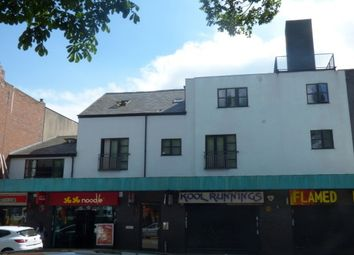 Thumbnail 1 bed flat to rent in Wilbraham Road, Fallowfield