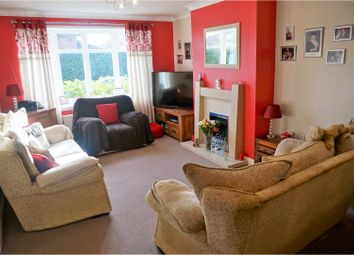 Thumbnail 3 bed semi-detached house for sale in Kelston Drive, Hessle