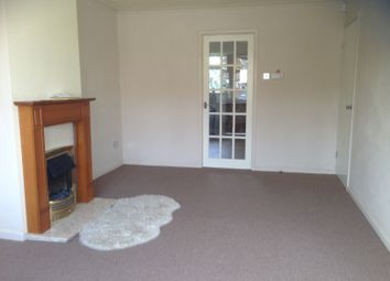 Thumbnail 1 bed bungalow to rent in Hunters Way, Dinnington