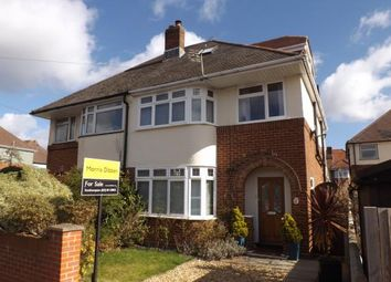 Thumbnail 4 bed semi-detached house for sale in Upper Shirley, Southampton, Hampsire
