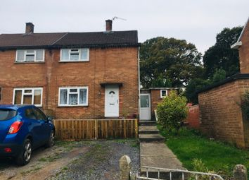 Thumbnail 2 bedroom semi-detached house for sale in Uphill Road, Llanrumney, Cardiff