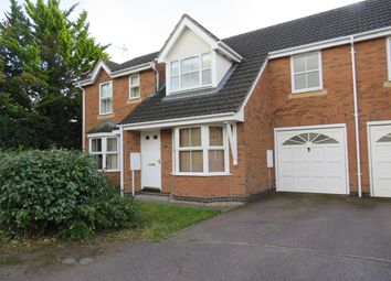 Thumbnail 3 bed terraced house to rent in Moorhen Way, Buckingham