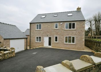 Thumbnail 5 bed detached house for sale in Old Coach Road, Tansley, Matlock