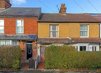 Thumbnail 3 bed terraced house for sale in Camp View Road, St Albans, Hertfordshire