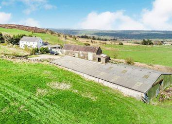 Thumbnail 4 bed detached house for sale in Windyway Cross Farm, Winkhill, Leek