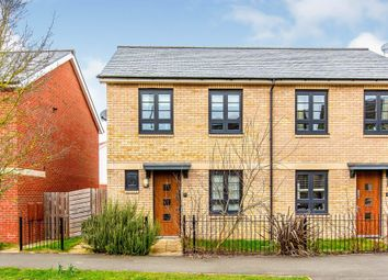 Great High Ground, St. Neots PE19. 2 bed semi-detached house for sale