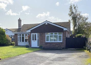 Thumbnail 3 bed detached bungalow for sale in Suthmere Drive, Burbage, Marlborough