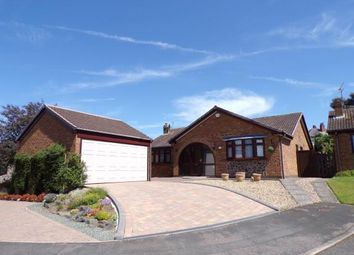 Thumbnail 3 bed bungalow for sale in The Tofts, Wigston, Leicestershire
