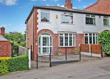 Thumbnail 3 bed semi-detached house for sale in Whittingham Road, Mapperley, Nottingham