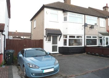 Thumbnail 3 bed end terrace house to rent in Mayfair Road, Dartford