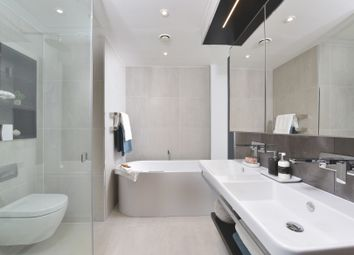 Thumbnail 1 bed flat for sale in 4.06, Carrara Tower, City Road, London
