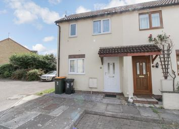 Thumbnail 1 bed end terrace house for sale in Beech Grove, St Brides Wentlooge, Newport