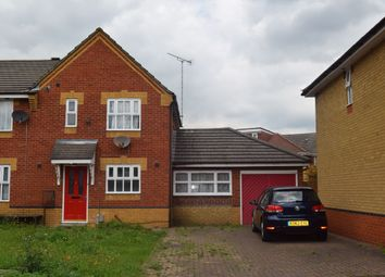 Thumbnail 4 bed semi-detached house for sale in Bluebell Way, Ilford