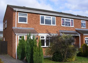 Thumbnail 3 bed semi-detached house to rent in Shirley Walk, Tamworth