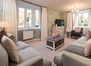 "Thumbnail 4 bed detached house for sale in ""Hertford"" at Burnby Lane, Pocklington, York"