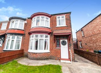 Thumbnail 3 bedroom semi-detached house for sale in Prissick School Base, Marton Road, Middlesbrough
