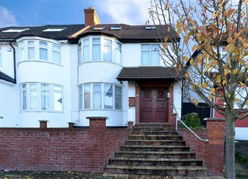 Thumbnail 5 bed property for sale in Hillcrest Avenue, Golders Green