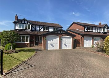 4 bed detached house for sale in Southwark Drive, Dukinfield SK16