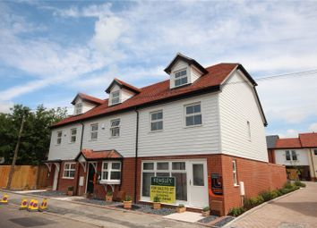 Thumbnail 3 bed end terrace house to rent in Sycamore Place, High Street, Thorpe-Le-Soken, Essex