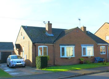 Thumbnail 2 bedroom semi-detached bungalow for sale in Oxen Lane, Cliffe, Selby
