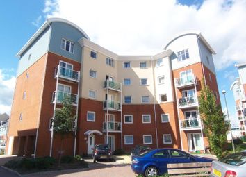 Thumbnail 2 bedroom flat to rent in Oxted Court, 18 Reynolds Avenue, Redhill