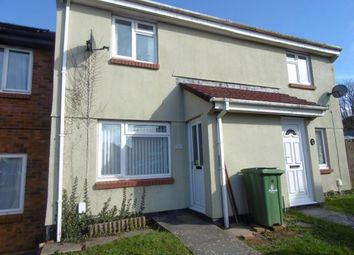 Thumbnail 3 bed terraced house to rent in Battershall Close, Staddiscombe, Plymouth, Devon