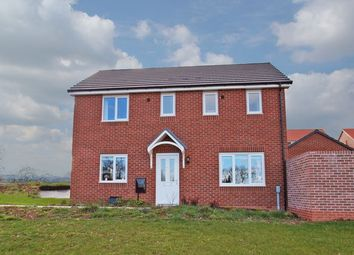 Thumbnail 3 bedroom detached house for sale in Hawling Street, Redditch