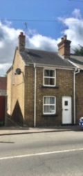 Thumbnail 2 bed property to rent in St. Peters Road, March