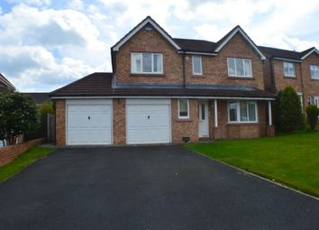 Thumbnail 4 bed detached house for sale in Heather Lea Lane, Prudhoe