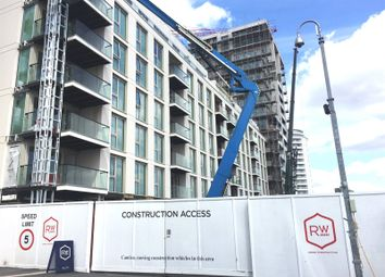 Thumbnail 2 bed flat for sale in Liner House, (F.K.A Latitute Building), Royal Wharf, London