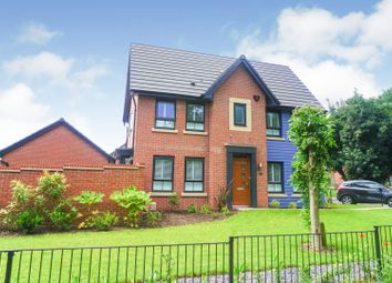 Thumbnail 3 bed detached house for sale in Verden Way, Nottingham