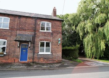 Thumbnail 2 bed property for sale in Main Road, Goostrey, Crewe