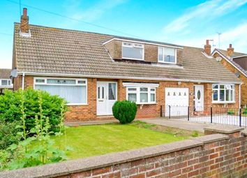 Thumbnail 3 bed semi-detached house to rent in Church Lane, Thorngumbald, Hull