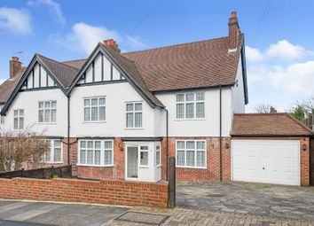 4 bed semi-detached house for sale in Hillcrest Road, Orpington, Kent BR6