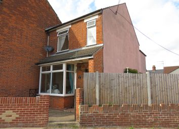 Thumbnail 3 bed end terrace house for sale in Pound Road, Beccles