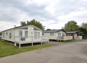 Thumbnail 2 bed mobile/park home for sale in Canney Road, Southminster
