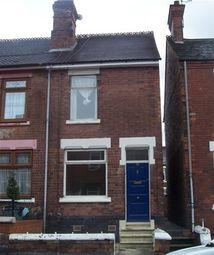 Thumbnail 2 bedroom terraced house for sale in Cromartie Street, Dresden, Stoke-On-Trent