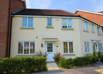 Thumbnail 3 bed terraced house to rent in Benham Drive, Spencers Wood, Reading