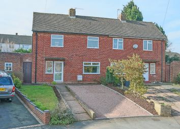 Thumbnail 2 bed semi-detached house for sale in Collis Close, Charford, Bromsgrove