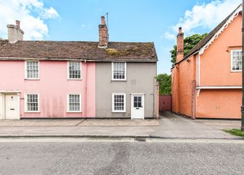 Thumbnail 2 bedroom cottage for sale in Ballingdon Street, Sudbury