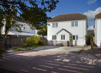 Thumbnail 4 bed detached house for sale in Helston Road, Rosudgeon