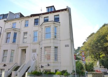 Thumbnail 1 bed flat for sale in Marine Terrace, Folkestone