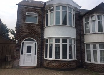 Thumbnail 6 bed semi-detached house to rent in St Margarets Avenue, Luton