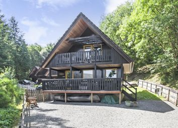Thumbnail 4 bed lodge for sale in The Viking, Loch Tay Highland Lodges, Killin