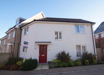 Thumbnail 3 bed semi-detached house for sale in Montagu Drive, Saxmundham