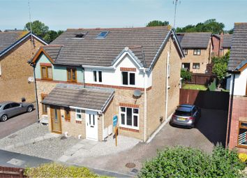 Thumbnail 4 bed semi-detached house for sale in Pembroke Close, Barrow-In-Furness