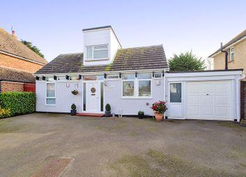 Thumbnail 4 bedroom detached bungalow for sale in Fernhurst Gardens, Aldwick