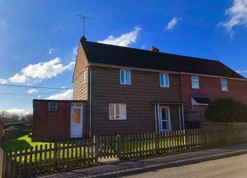 Thumbnail 3 bed terraced house for sale in Breach Close, Bourton, Gillingham