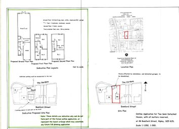 Thumbnail 2 bed detached house for sale in Bamford Street, Ripley